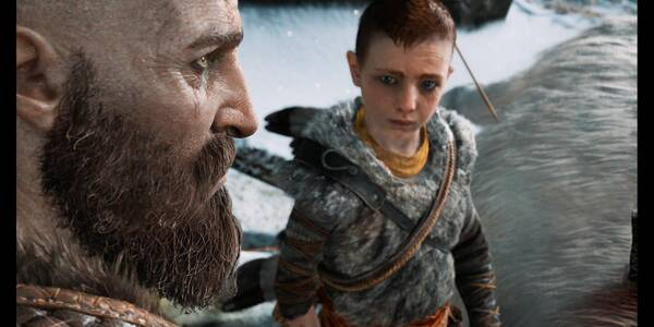 Cómo quitar los bordes negros en God of War (PS4)