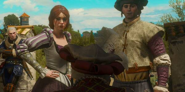 Las guerras del vino: Belgaard en The Witcher 3: Wild Hunt - Blood & Wine (DLC)