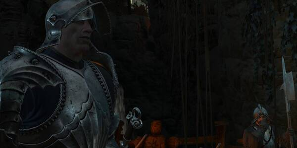 Caballero a sueldo en The Witcher 3: Wild Hunt - Blood & Wine (DLC)