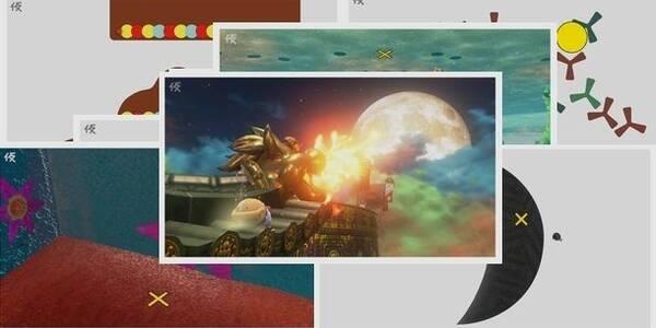 Nuevas pistas artísticas en Super Mario Odyssey