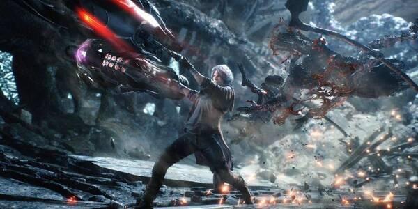 Palacio Sangriento en Devil May Cry 5: mecánicas, jefes y recompensas