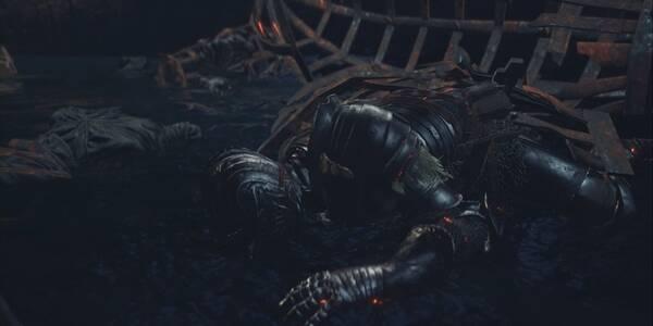 Asentamiento de no muertos en Dark Souls 3: secretos y 100%