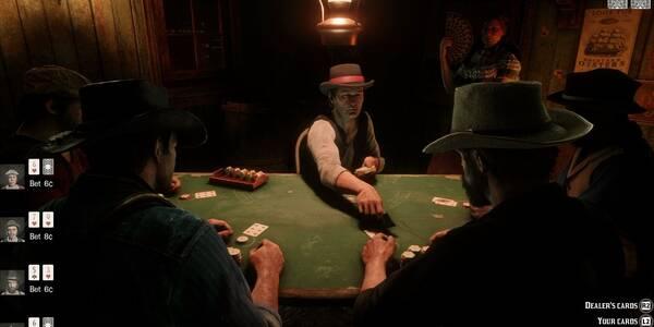 ¿Cómo jugar al Blackjack en Red Dead Redemption 2? - TUTORIAL y consejos