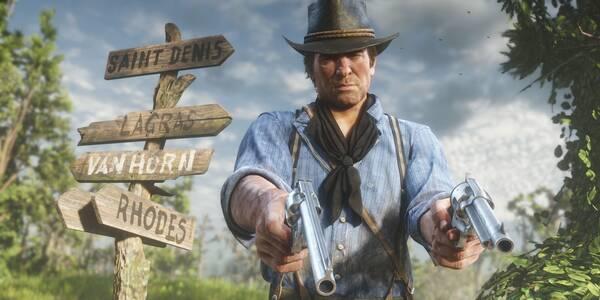 Preguntas Frecuentes en Red Dead Redemption 2