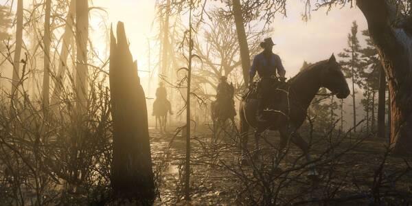 Solicitudes de objetos en Red Dead Redemption 2