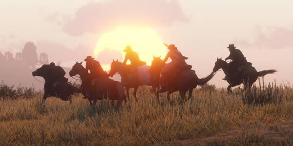 Todos los modos de juego que hay en Red Dead Online