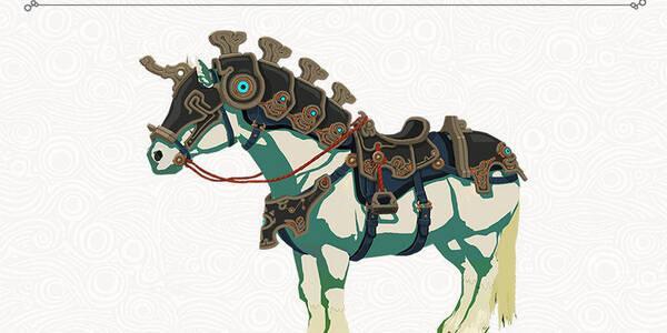 Conseguir los Arreos ancestrales en Zelda: La Balada de los Elegidos