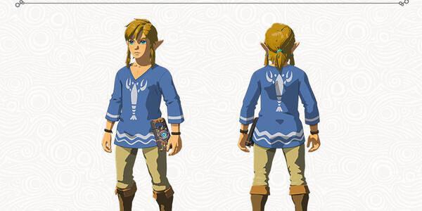 Conseguir la Camiseta de langosta en Zelda: La Balada de los Elegidos
