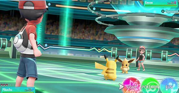 Cómo conseguir Pokémon con IV's perfectos en Pokémon Let's Go!