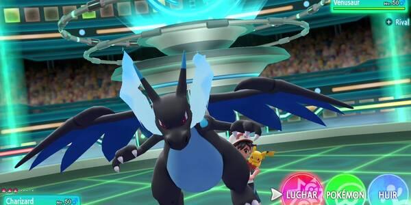 Megaevoluciones y Megapiedras Pokémon Let's Go - LOCALIZACIÓN