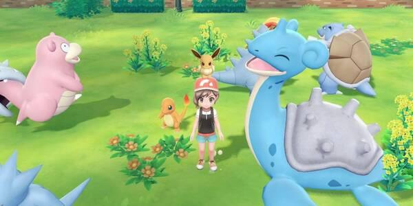Capturar a los Pokémon más raros en Pokémon Let's Go - LOCALIZACIÓN