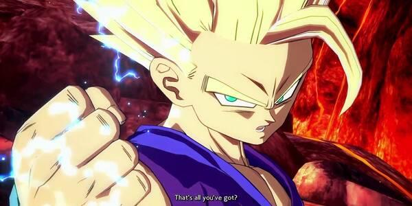 Consejos para luchar con Gohan joven en Dragon Ball FighterZ