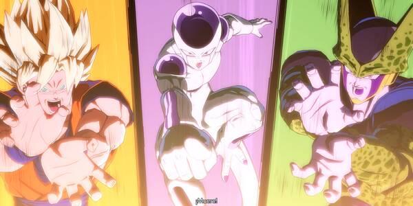 Consejos para crear los mejores equipos en Dragon Ball FighterZ