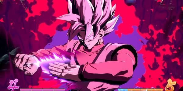 Consejos para luchar con Goku Black en Dragon Ball FighterZ