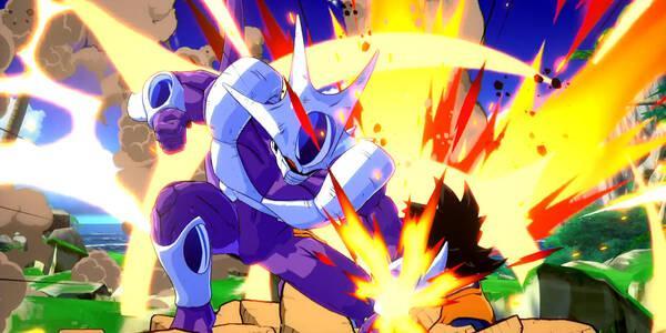 Consejos para luchar con Cooler en Dragon Ball FighterZ