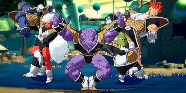 Consejos para luchar con Capitán Ginyu en Dragon Ball FighterZ