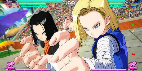 Consejos para luchar con Androide 18 en Dragon Ball FighterZ
