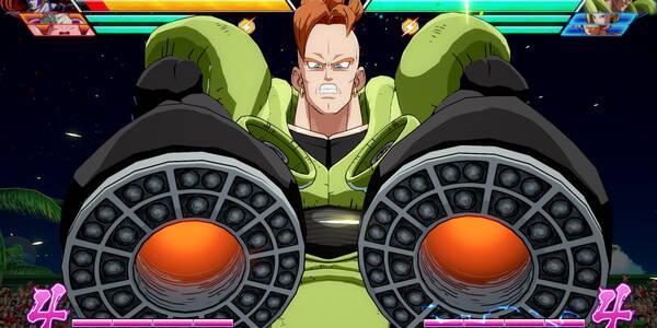 Consejos para luchar con Androide 16 en Dragon Ball FighterZ