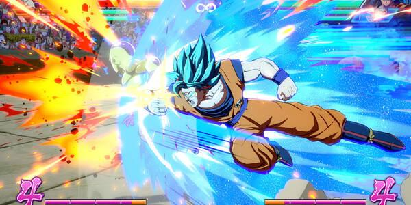 Conseguir a Goku y Vegeta SSB / SSGSS en Dragon Ball FighterZ