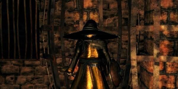 Logan Sombrero grande en Dark Souls Remastered: cómo encontrarlo y qué conseguir de él