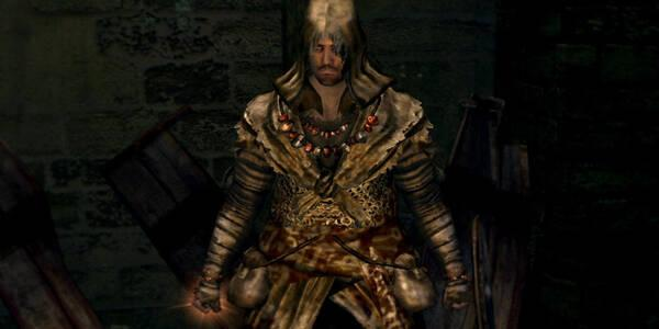 Laurentius del Gran Pantano en Dark Souls Remastered: cómo encontrarlo y qué conseguir de él