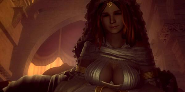 Gwynevere en Dark Souls Remastered: cómo encontrarla y qué conseguir de ella
