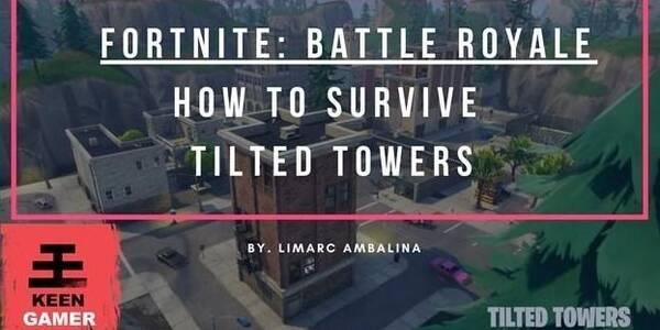 Trucos y consejos para los pisos picados -  Fortnite Battle Royale