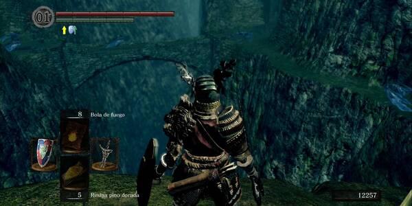 Valle de dragones en Dark Souls Remastered al 100%