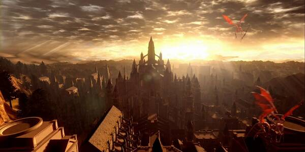 Anor Londo en Dark Souls Remastered al 100%
