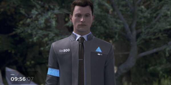 Esperando a Hank... en Detroit: Become Human - Cómo completarlo y salvar a todos
