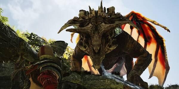 Todos los dragones de God of War PS4 - Localización