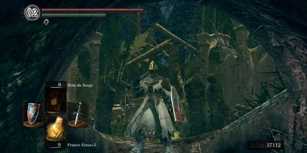 Santuario de Oolacile en Dark Souls Remastered al 100%