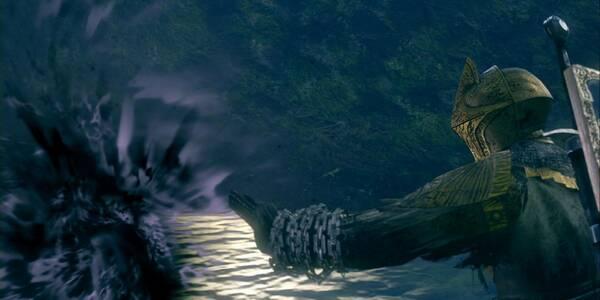 Jardín del Santuario en Dark Souls Remastered al 100%