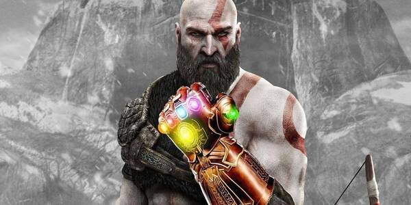 God of War (PS4): Guantelete Quebrado Inmemorial - Guantelete del Infinito