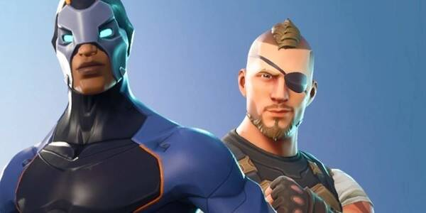 Skins de superhéroes la Cuarta Temporada en Fortnite Battle Royale