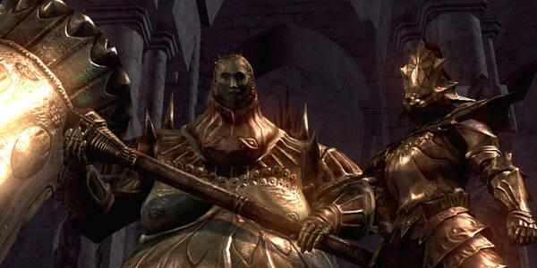 Ornstein y Smough en Dark Souls Remastered: cómo derrotarlo y recompensas