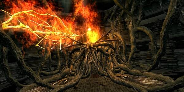 Lecho del caos en Dark Souls Remastered: cómo derrotarlo y recompensas