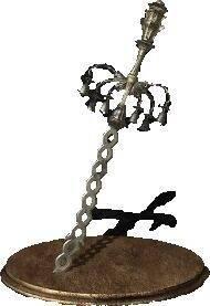 Candelero de clérigo en Dark Souls 3: cómo se consigue y estadísticas