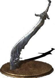 Espada curva de tormenta en Dark Souls 3: cómo se consigue y estadísticas