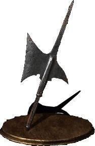 Alabarda de empuñadura roja en Dark Souls 3: cómo se consigue y estadísticas