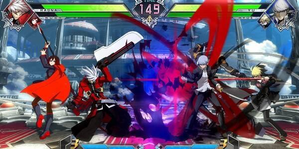 Cómo dominar las Mecánicas de combate de BlazBlue: Cross Tag Battle