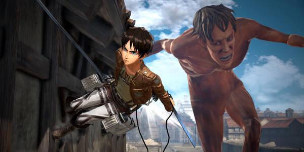 Todos los modos de juego de Attack on Titan 2