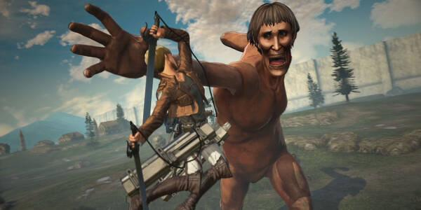 Cómo eliminar titanes en Attack on Titan 2 (PS4, Xbox One, PC, Switch)