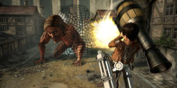 Cómo Capturar titanes en Attack on Titan 2