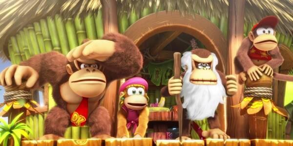 Todos los Personajes jugables de Donkey Kong Country: Tropical Freeze