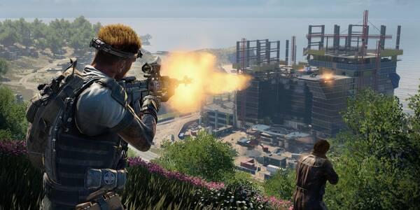 Como Jugar A Pantalla Dividida A Call Of Duty Black Ops 4