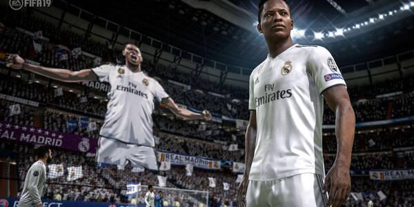 FIFA 19: El Camino: Campeones. Modo historia