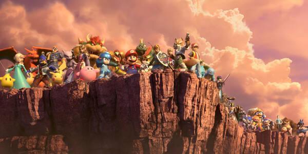 Todo sobre el Modo Aventura de Super Smash Bros. Ultimate
