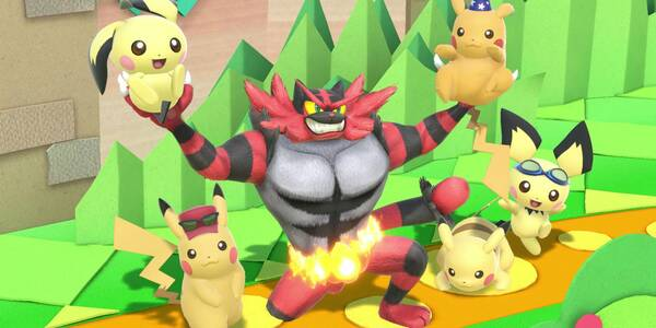 TODOS los Pokémon disponibles en Super Smash Bros. Ultimate