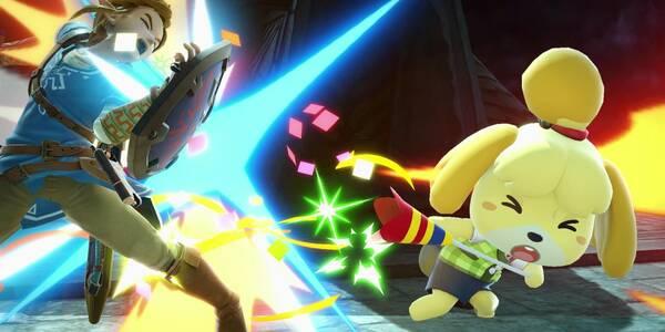 Éstos son los Controles de Super Smash Bros. Ultimate